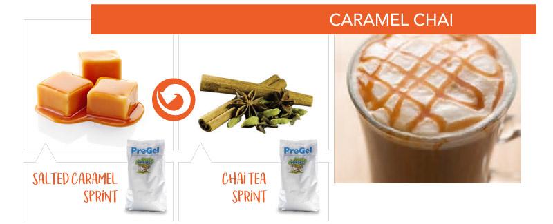 Caramel Chai Remix