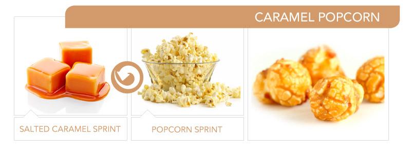 Caramel Popcorn Remix
