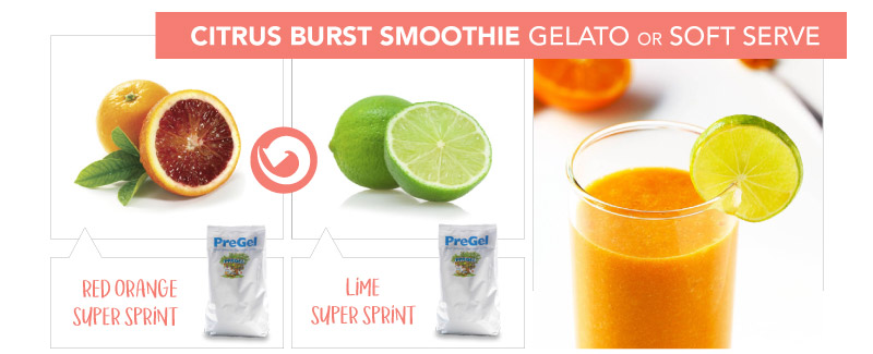 Citrus Burst Smoothie Remix