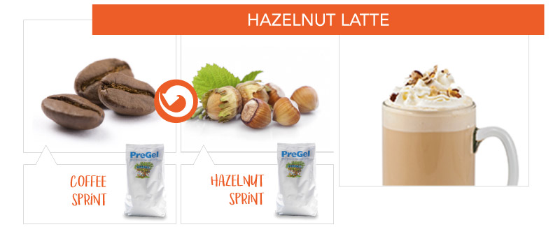 Hazelnut Latte Remix