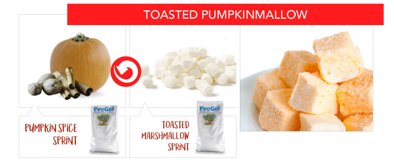 Toasted Pumpkinmallow Remix
